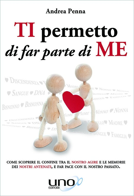 (eBook) Ti permetto di far parte di me